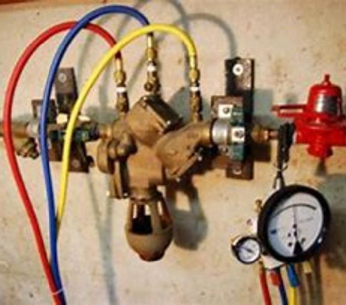 Backflow Plumbing Services Edmonton | AIM Plumbing