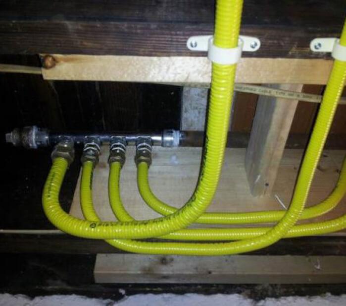 Gas Line Services Edmonton | AIM Plumbing & Heating