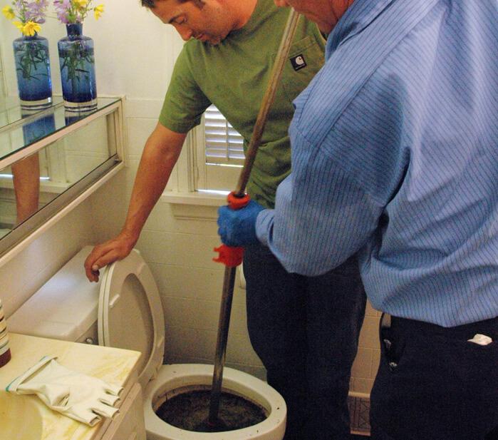 Unclog Toilets Plumber Edmonton